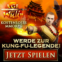 Age of Wulin MMO - Banner