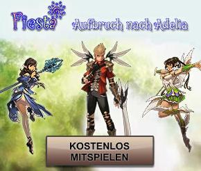 Fiesta Online MMO - Banner 1