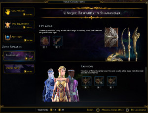 Neverwinter MMO - Sammelsystem