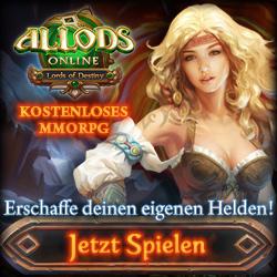 Allods Online MMO - Banner
