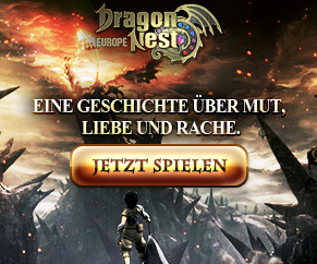 Dragon Nest Europe Browsergame - Banner