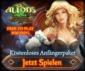 Allods Online MMO Banner
