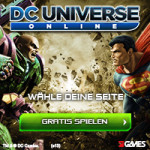 DC Universe Online MMO Banner