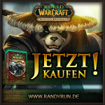 World of Warcraft RandyRun Banner