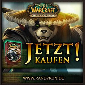 World of Warcraft RandyRun Banner