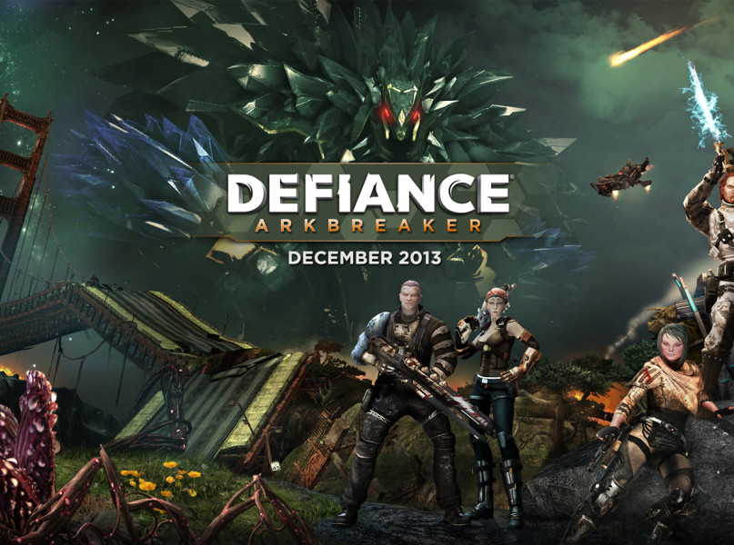 Defiance ist ein MMO