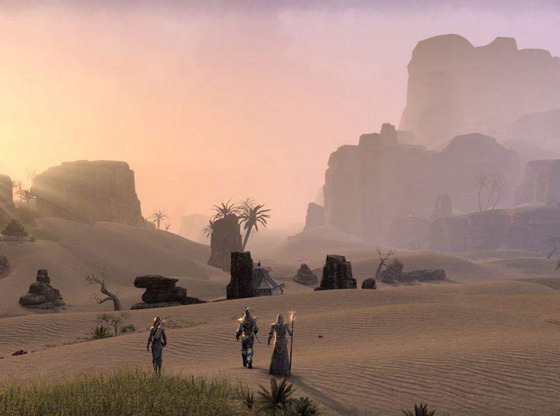 The Elder Scrolls Online TESO ist ein MMO