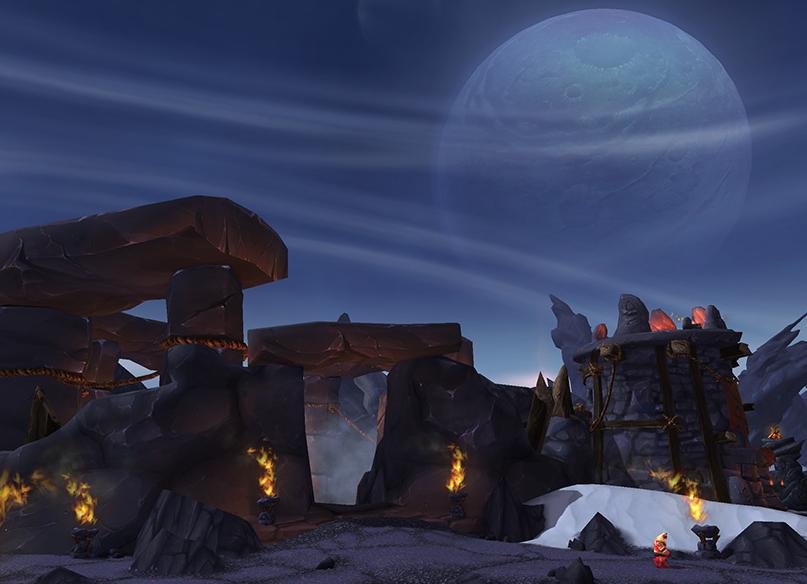 World of Warcraft ist ein MMO