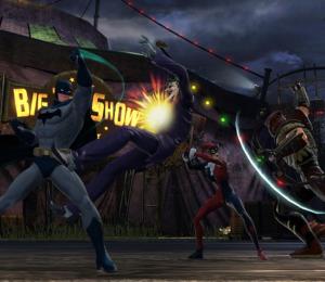 DC Universe ist ein MMO