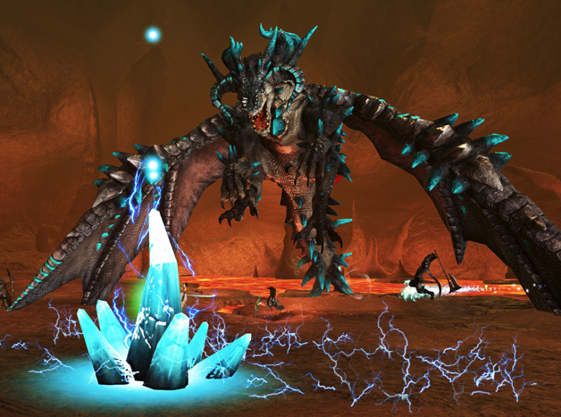 Dragons Prophet ist ein kostenloses MMO