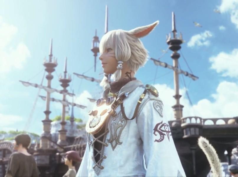 Final Fantasy XIV A Realm Reborn ist ein MMO