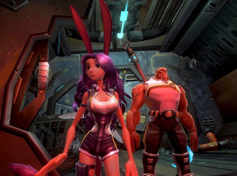 Das MMO WildStar ist ein Online-Rollenspiel.