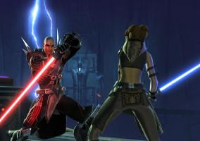 Star Wars The Old Republic SWTOR ist ein kostenloses MMO